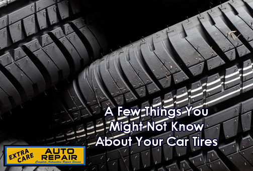 A Few Things You Might Not Know About Your Car Tires