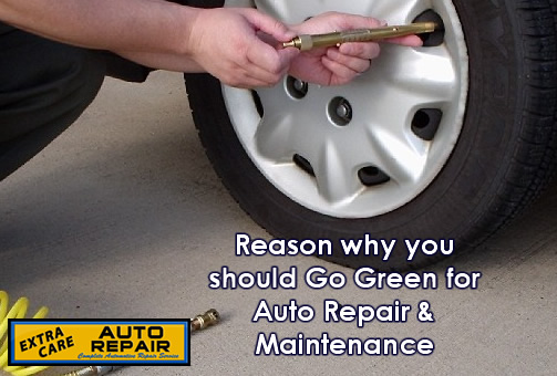 Reasons Why Inflating Your Tires is Important
