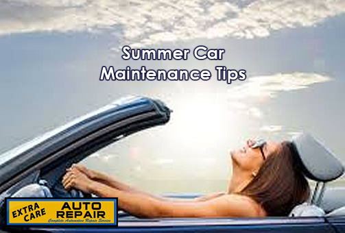 Summer Car Maintenance Tips